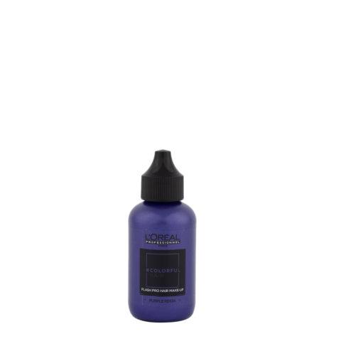 L'oreal Colorful hair Flash Purple Reign 60ml - coloraizone temporanea viola
