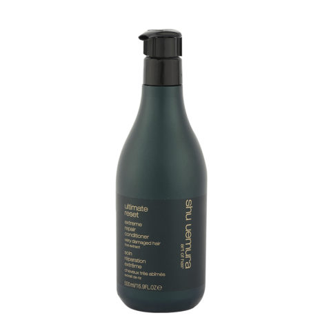 Shu Uemura Ultimate Reset Extreme Repair Conditioner 500ml - balsamo di riparazione