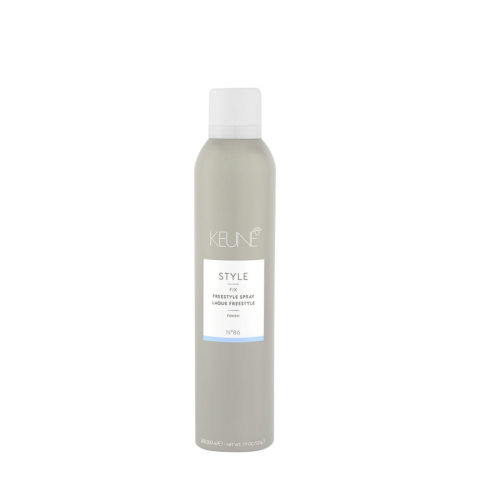 Keune Style Fix Freestyle Spray N.86, 300ml - lacca fissaggio forte