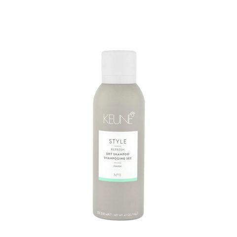 Keune Style Refresh Dry Shampoo N.11, 200ml - shampoo a secco
