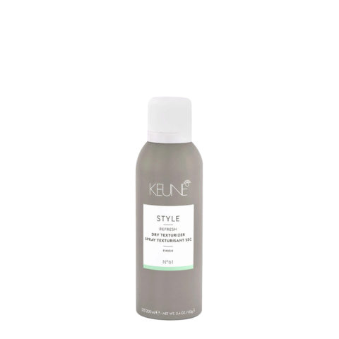 Keune Style Refresh Dry Texturizer N.61, 200ml - spray texturizzante secco