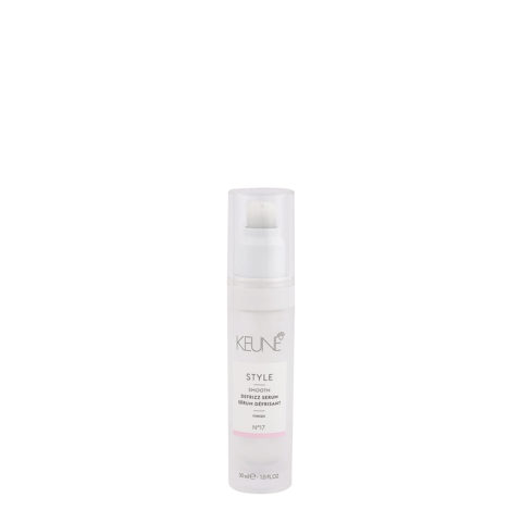 Keune Style Smooth Defrizz Serum 30ml - siero anticrespo lucidante