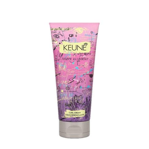 Keune Style Curl Cream N.25, 200ml - crema ricci