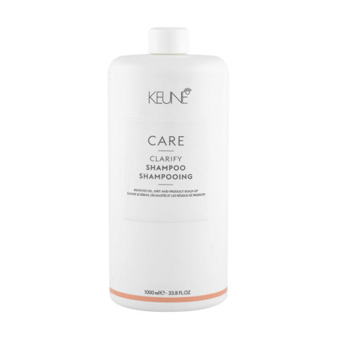 Keune Care line Clarify Shampoo 1000ml - Shampoo Purificante