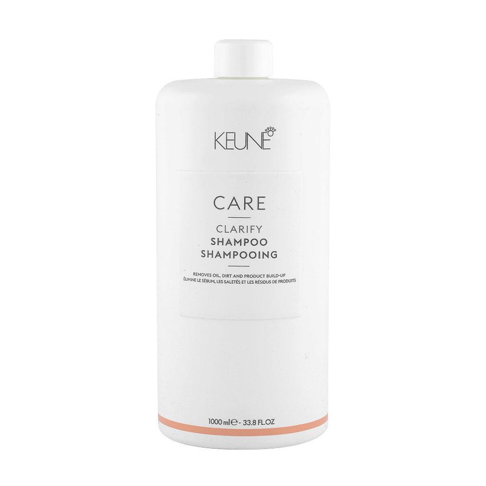 Keune Care line Clarify Shampoo 1000ml - Shampoo Purificante