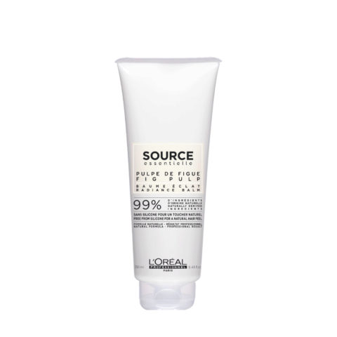L'Oréal Source Essentielle Fig pulp Radiance balm 250ml - Balsamo