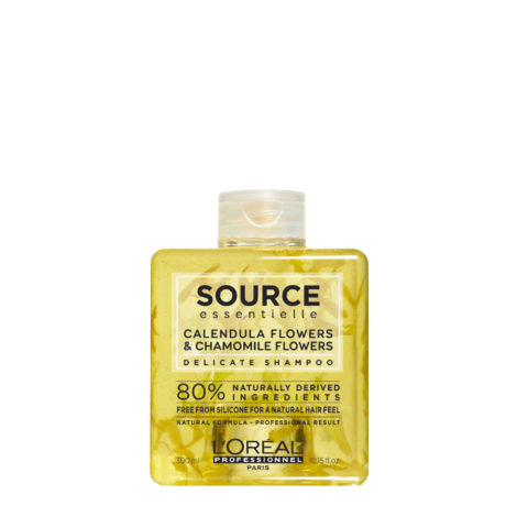 L'Oréal Source Essentielle Calendula flowers & Chamomile flowers Delicate Shampoo 300ml - delicato naturale
