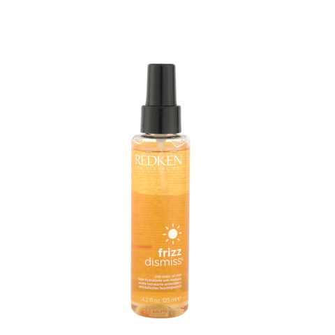 Redken frizz dismiss anti-static oil mist 125ml - olio idratante antistatico