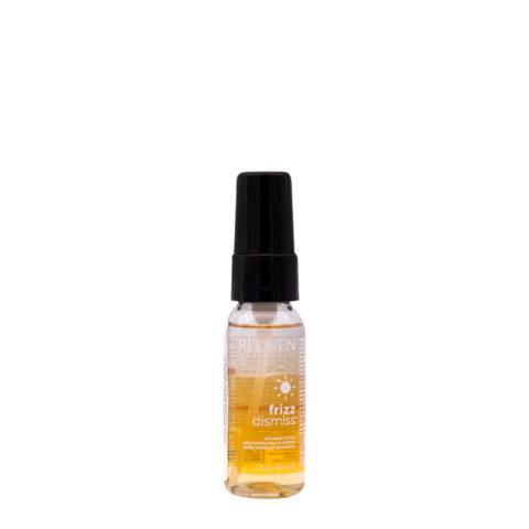 Redken frizz dismiss anti-static oil mist 30ml - olio idratante antistatico