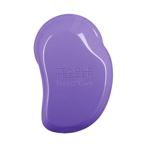 Tangle Teezer Thick & Curly Lilac Fondant spazzola - Per capelli spessi, ricci e afro