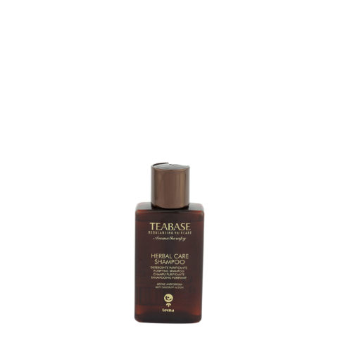 Tecna Teabase aromatherapy Herbal care shampoo 100ml - shampoo antiforfora