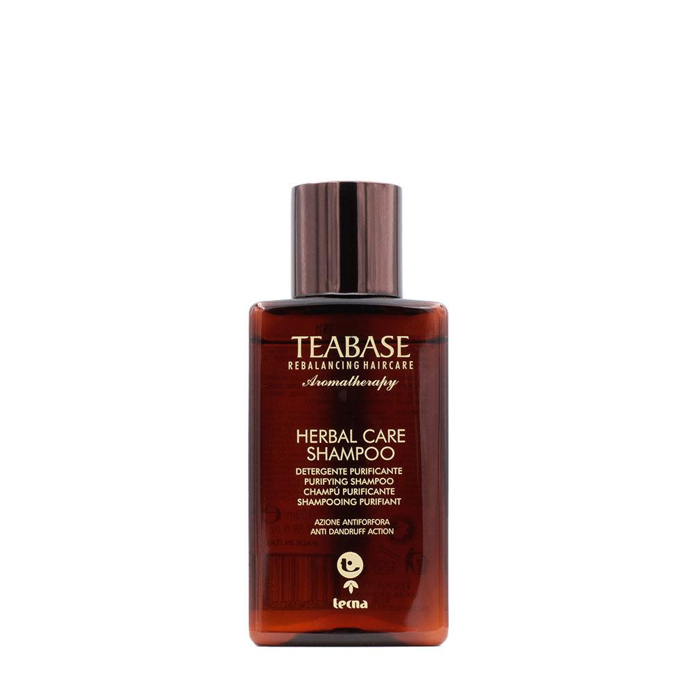 Tecna Teabase aromatherapy Herbal care shampoo 100ml - shampoo antiforfora