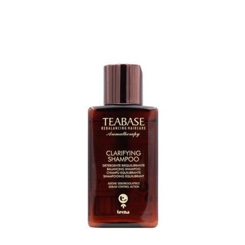 Tecna Teabase aromatherapy Clarifying shampoo 100ml - shampoo purificante per cute grassa