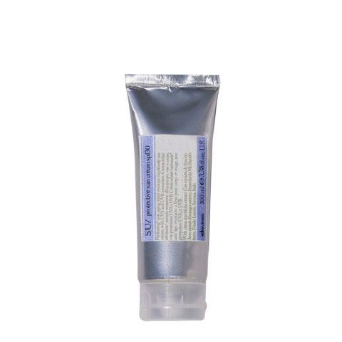 Davines SU Protective cream SPF 30 100ml - crema protezione solare
