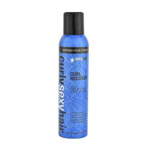 Curly Sexy Hair Curl Recover Curl Reviver Spray 200ml - Spray Ravviva Ricci