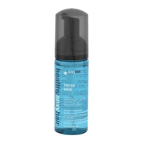 Healthy Sexy Hair Fresh Hair 150ml - Mousse Per Piega Senza Calore