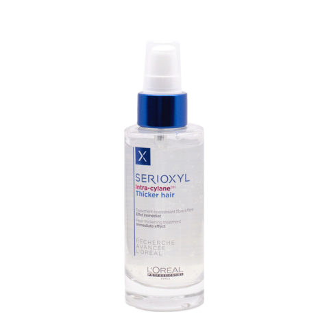 L'Oreal Serioxyl Thicker hair serum 90ml - Siero ispessente capelli sottili e diradati