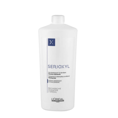 L'Oreal Serioxyl Thickening Conditioner 1000ml - balsamo anticaduta ispessente