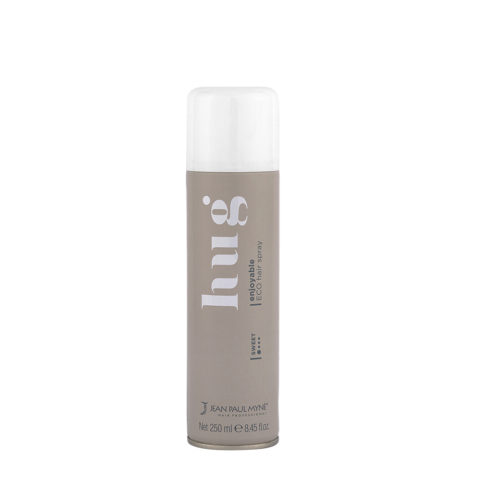 Jean Paul Mynè Hug Enjoyable Sweet Eco Hairspray 250ml - Lacca Tenuta Leggera Ecologica