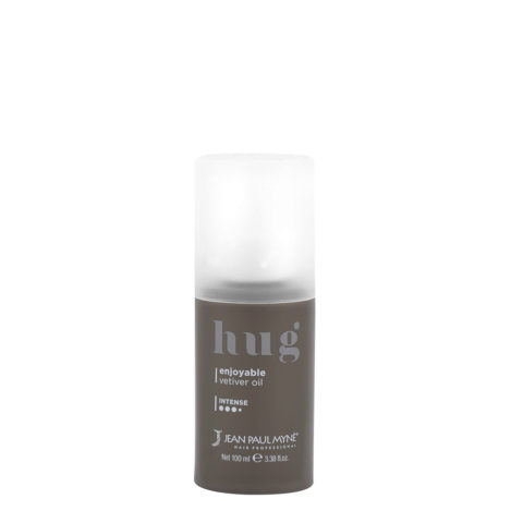 Jean Paul Mynè Hug Enjoyable Vetiver Oil intense 100ml - Olio Idratante Intenso
