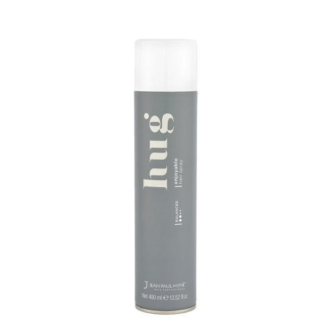 Jean Paul Mynè Hug Enjoyable balanced Hairspray 400ml - Lacca Tenuta Leggera