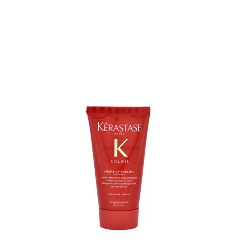 Kerastase Soleil Crème UV Sublime 50ml - crema di protezione solare per capelli