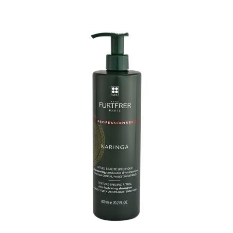 René Furterer Karinga Ultra Hydrating Shampoo 600ml - shampoo ultra idratante