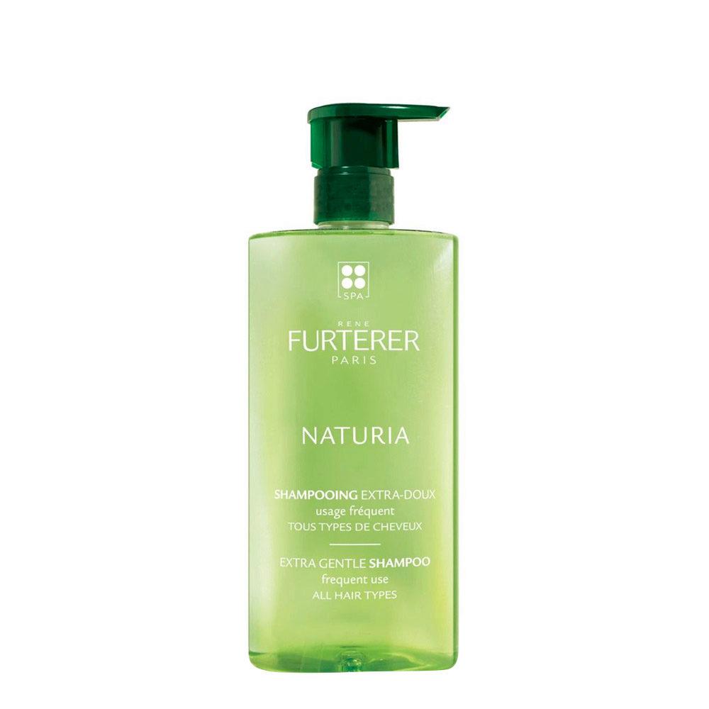 René Furterer Naturia Extra Gentle Shampoo 500ml - Shampoo Extra Delicato Uso Frequente