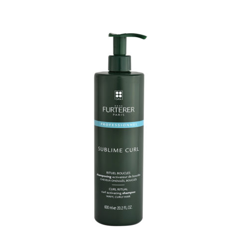 René Furterer Sublime Curl Activating Shampoo 200ml - shampoo attivatore di ricci