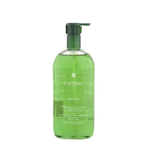 René Furterer Initia Volume & Vitality Shampoo 500ml - Shampoo Volume E Vitalità Uso Frequente