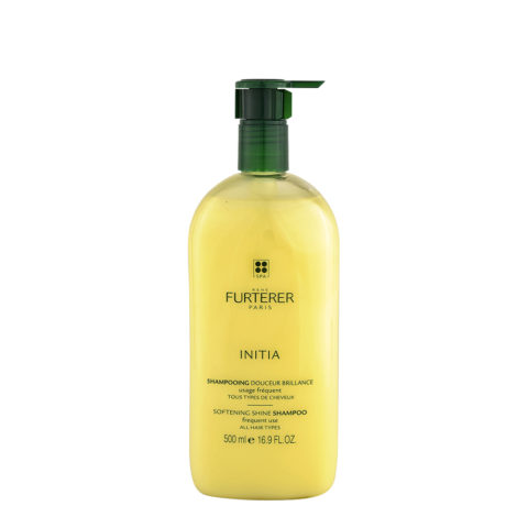 René Furterer Initia Softening Shine Shampoo 500ml - Shampoo Brillantezza Uso Frequente