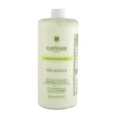 René Furterer Melaleuca Antidandruff Shampoo 1000ml - Shampoo Antiforfora Grassa