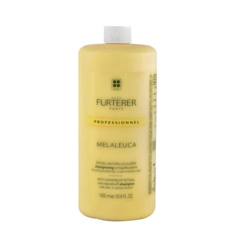 René Furterer Melaleuca Antidandruff Shampoo 1000ml - Shampoo Antiforfora Secca