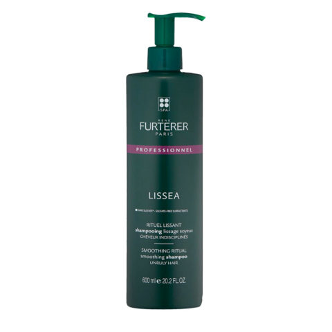 René Furterer Lissea Smoothing Shampoo 600ml - shampoo lisciante effetto seta