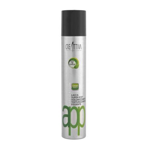 Erilia Creattiva App Styling Lacca Super Eco Strong Touch 400ml - lacca ecologica forte