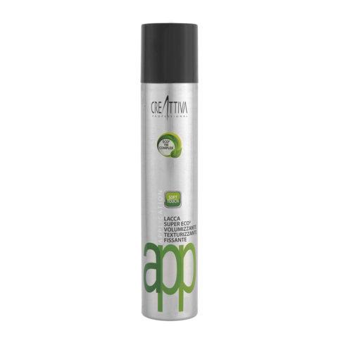 Erilia Creattiva App Styling Lacca Super Eco Soft Touch 400ml - lacca ecologica flessibile
