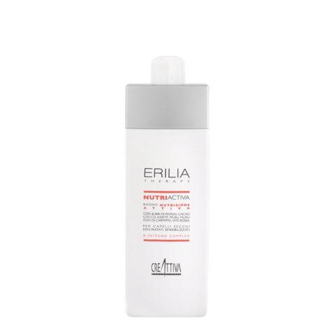 Erilia NutriActiva Bagno nutrizione attiva 750ml - Shampoo Idratante