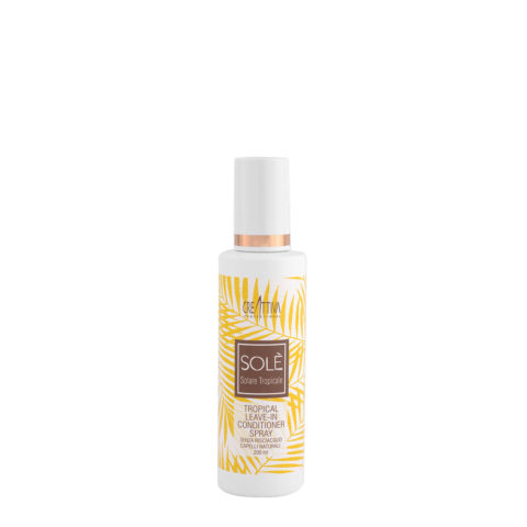 Creattiva Solè Tropical Leave-in Conditioner Spray Capelli Naturali 200ml - balsamo spray