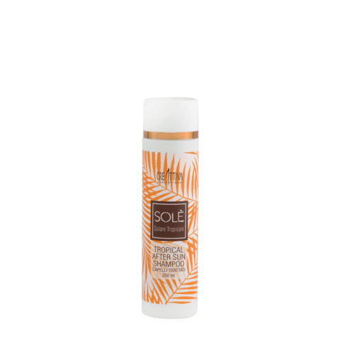 Creattiva Solè Tropical After Sun Shampoo Capelli Trattati 250ml - Shampoo Doposole