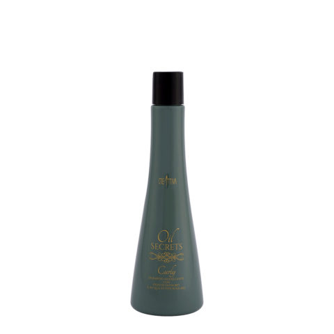 Creattiva Oil Secrets Curly Shampoo Modellante 250ml - Shampoo Ricci