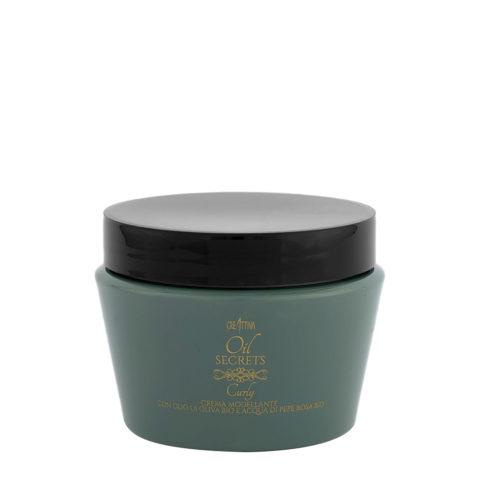 Creattiva Oil Secrets Curly Crema Modellante 250ml - Maschera Ricci