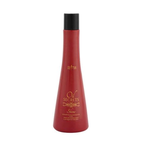 Creattiva Oil Secrets Shine Shampoo Illuminante 250ml - Shampoo Lucidante