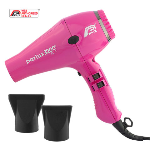 Parlux 3200 Plus - Asciugacapelli Fucsia