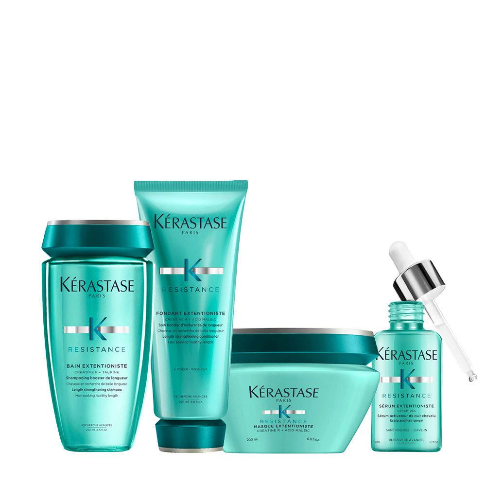 Kerastase Résistance Extentioniste Kit Completo rinforzante per capelli lunghi