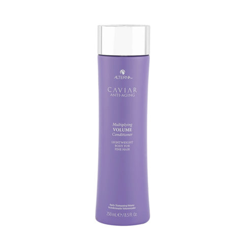 Alterna Caviar Multiplying Volume conditioner 250ml - balsamo volumizzante antietà