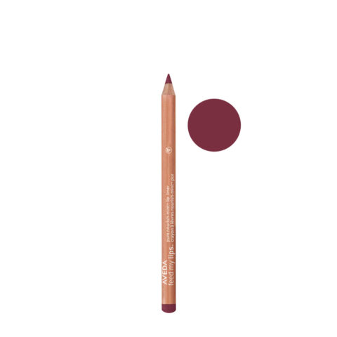 Aveda Feed My Lips Lip Liner Raisin 01, 1.14gr - matita labbra marrone bordeaux intenso
