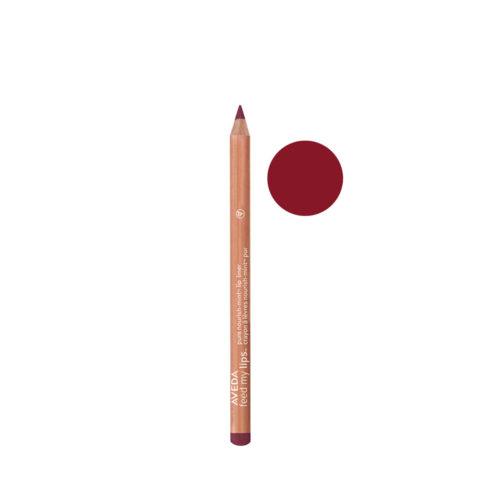 Aveda Feed My Lips Lip Liner Pomegranate 07, 1.14gr - matita labbra rosso intenso