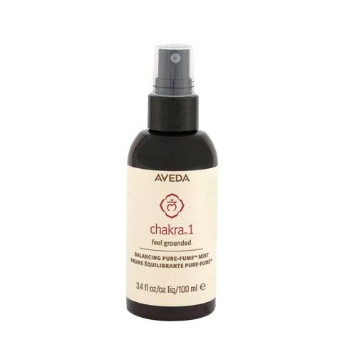 Aveda Chakra 1 Balancing Pure-Fume Mist 100ml - Profumo Corpo Equilibrante - Consapevolezza