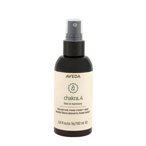 Aveda Chakra 4 Balancing Pure-Fume Mist 100ml - Profumo Corpo Equilibrante - Empatia