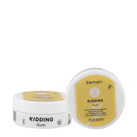 Kemon Kidding Gum 50ml - cera modellante per bambini